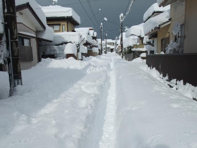 知恵が詰まっている!新潟の不動産に見受けられる独特の雪対策の例